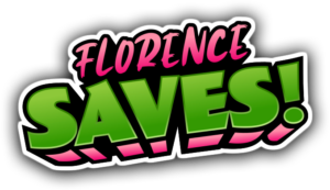 Florence Saves logo