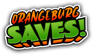 Orangeburg Saves logo