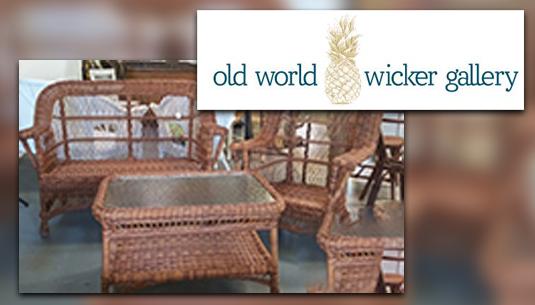 3 Piece Wicker Set_Old World Wicker Gallery