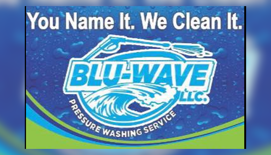 Blu Wave Pressure Washing Service