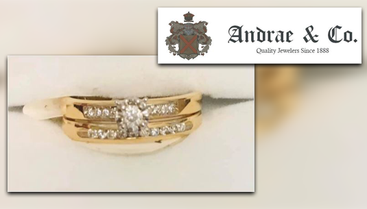 Diamond Engagement Ring_Andraes Jewlers