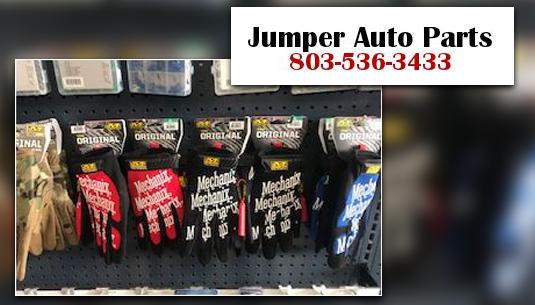 Gloves_Jumper Auto Parts