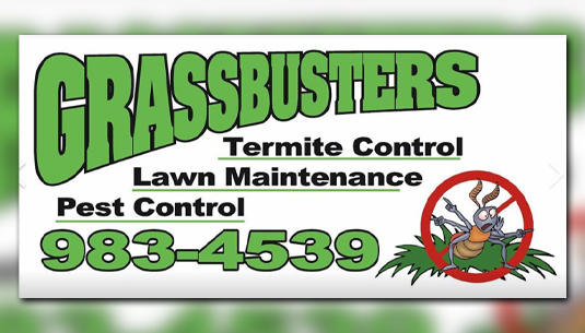 GrassBusters Pest and Termite Control