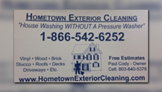 Hometown Exterior Cleaning