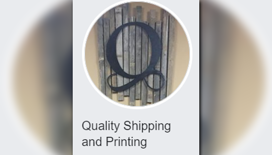 Quality Shipping and Printing