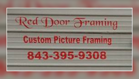 Red Door Framing