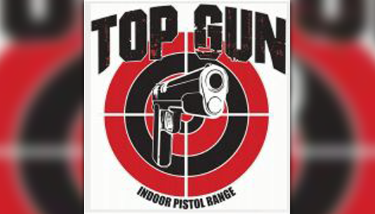 Top Gun Indoor Pistol Range