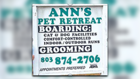 Anns Pet Retreat