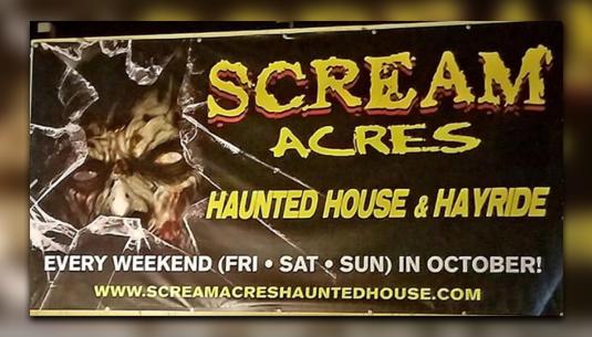 Scream Acres 2020