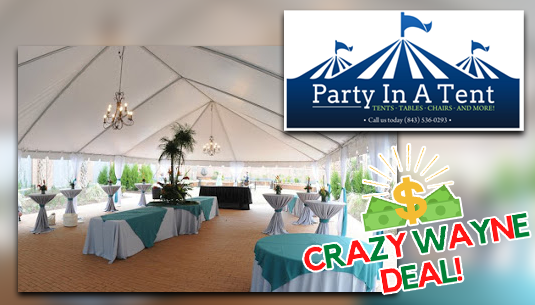CWD-Party In A Tent