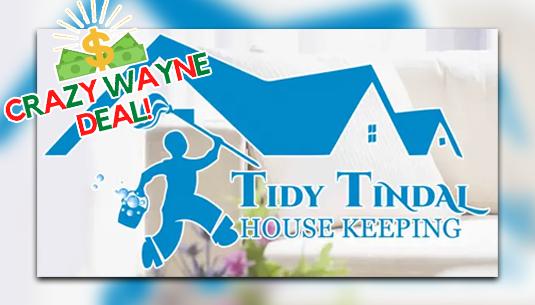 CWD-Tidy Tindal Housekeeping