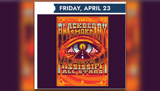 Blackberry Smoke_Innovation Arts and Entertainment