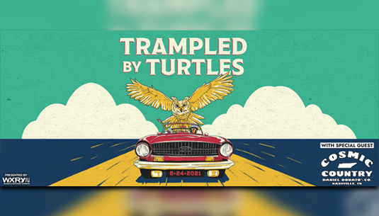 Trampled by Turtles_Innovation Arts and Entertainment