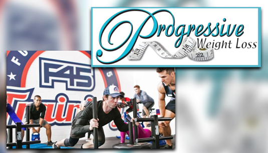 Bundle_Progressive Weight Loss and F45